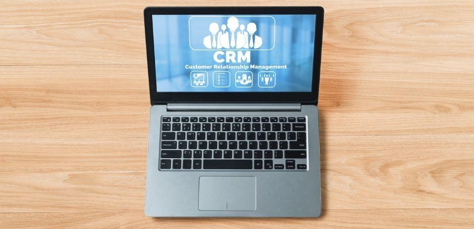 system CRM w firmie