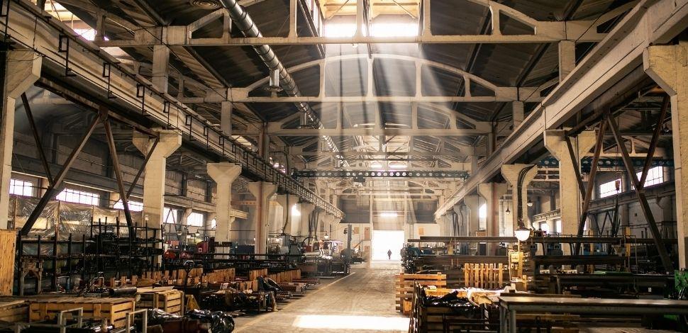 system produkcyjny FMS - fabryka