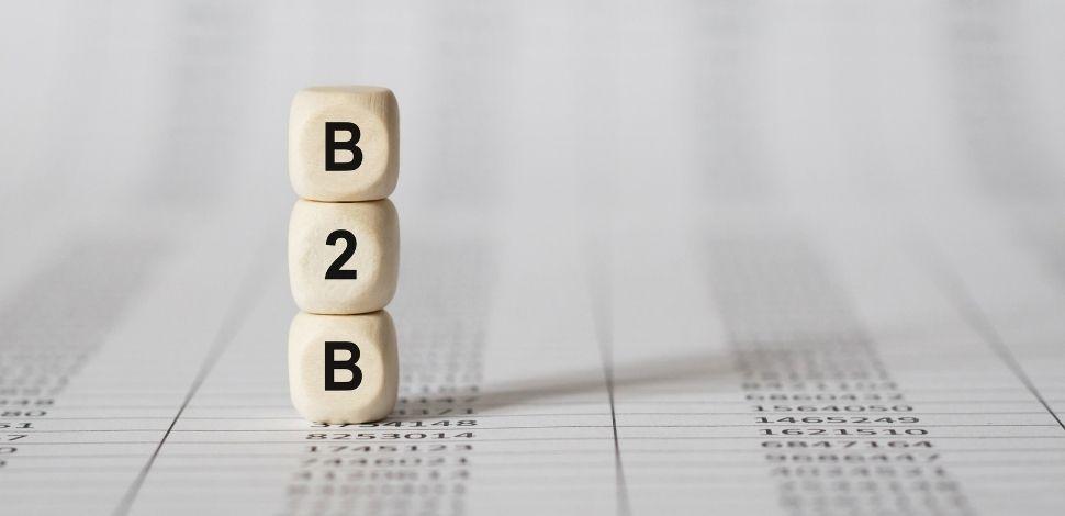 zmiany na rynku B2B