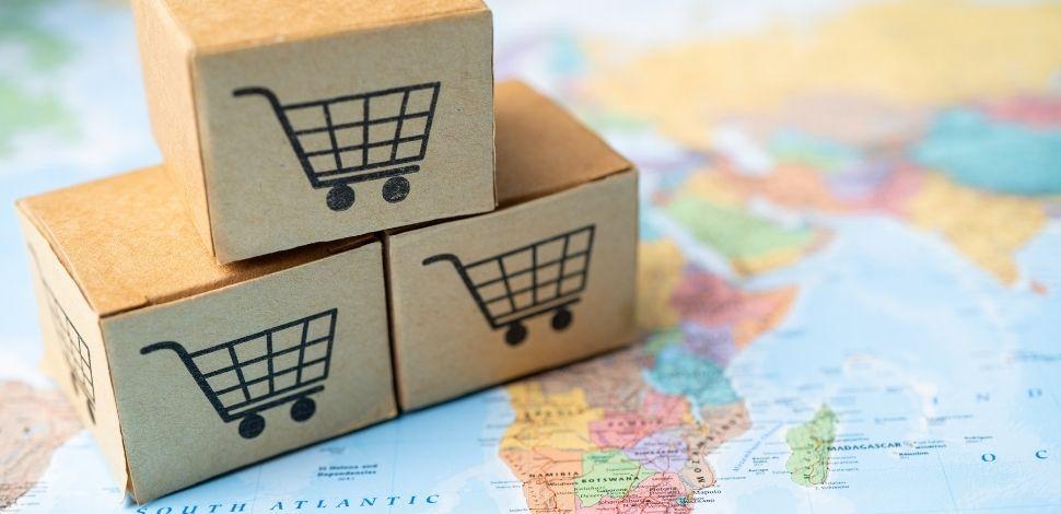 przychody z globalnej sprzedaży detalicznej