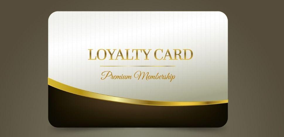 karta programu lojalnościowego