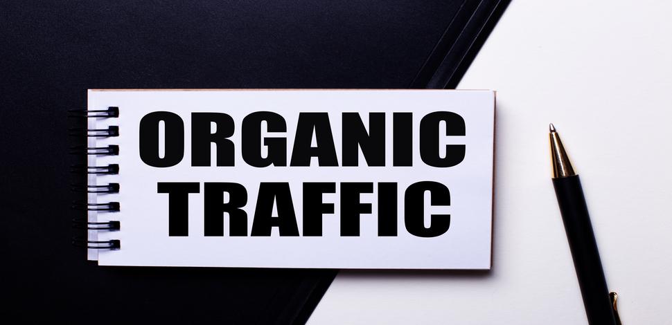 ruch organiczny w serwisie
