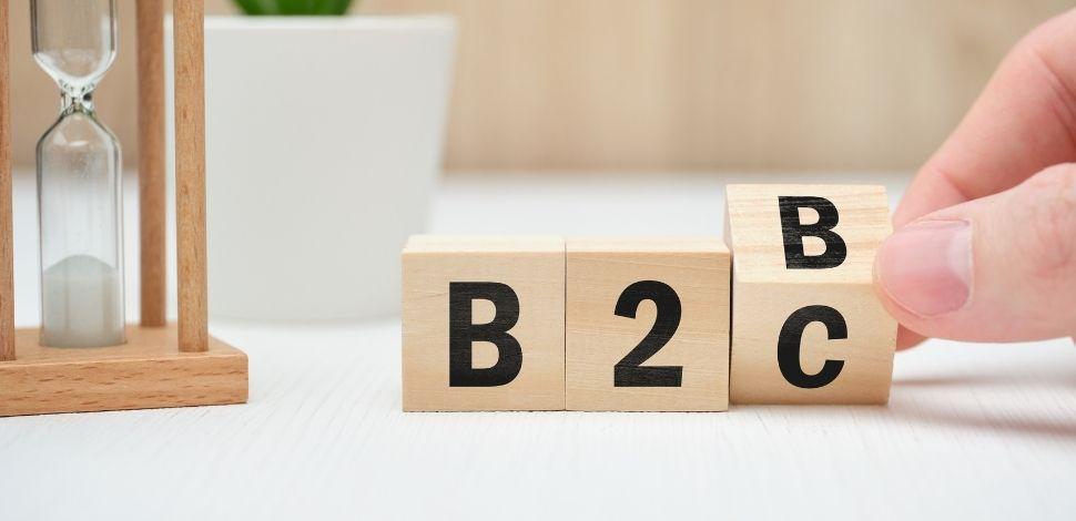 wpływ handlu B2B na handel B2C
