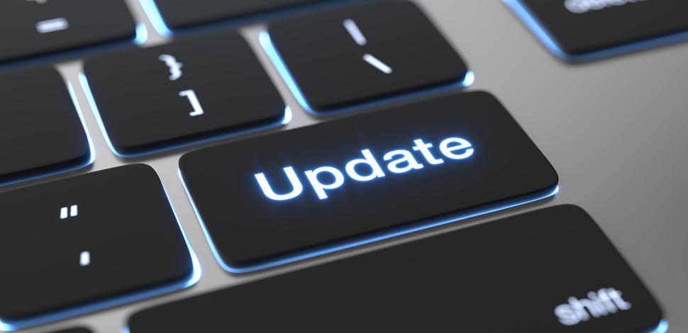 zmiany w polityce aktualizacji Magento